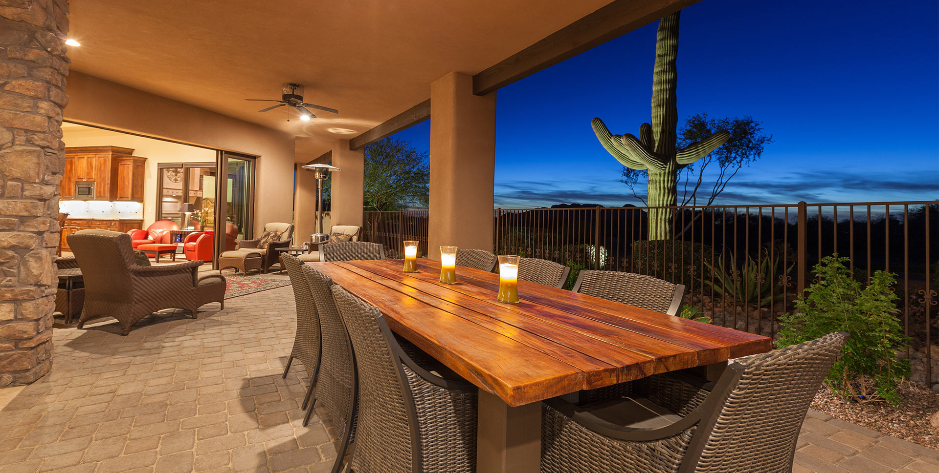phoenix home outdoor living